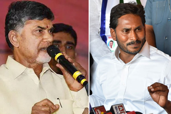 Chandrababu and Jagan – Blame game reaches a peak