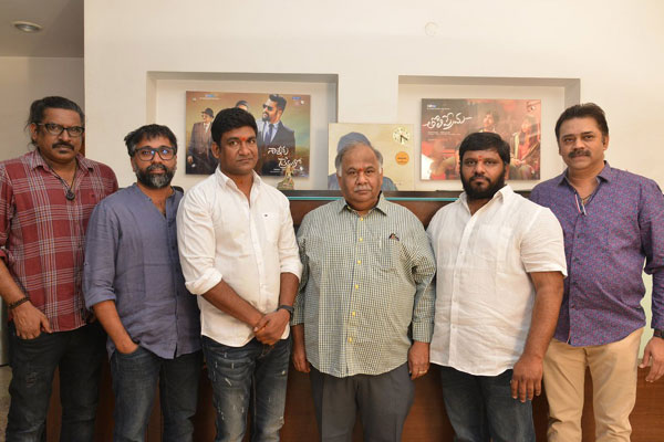 Gopichand's new action drama Launched
