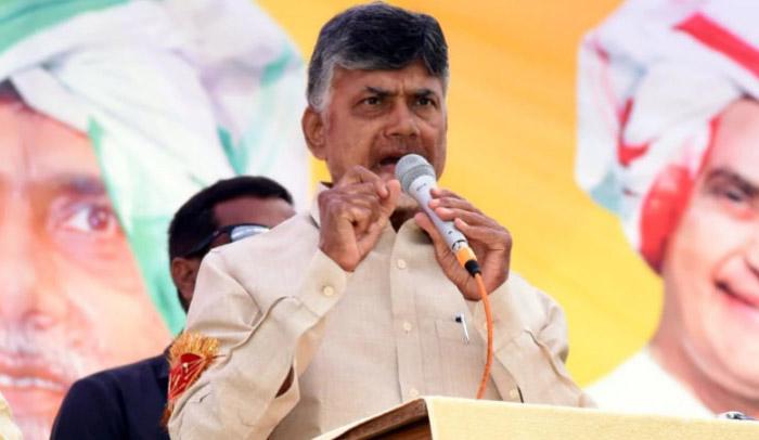 KCR wants AP as his 'Subordinate State', says Chandrababu