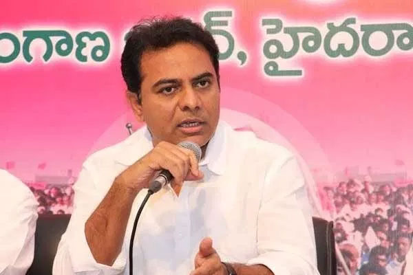 No place for communal agenda in Telangana: KTR