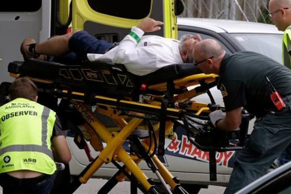 New Zealand Mass Shooting Twitter: Mass Shootings At New Zealand Mosques