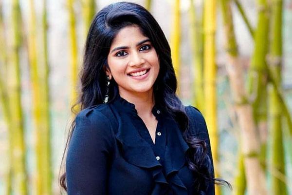 Nithin's heroine Megha Akash signs Dil Raju's next