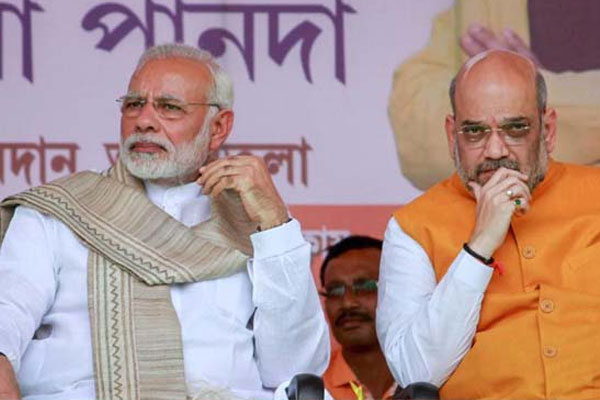 Modi grooming Shah for 2024 PM seat?