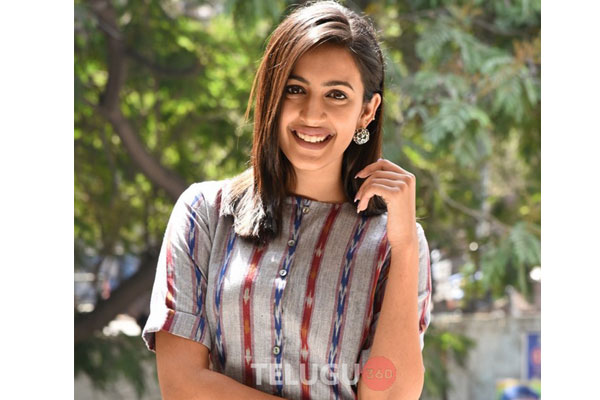 Mega daughter Niharika replaced by Taxiwala heroine?