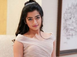 Rashmika opens up about lip-lock scene