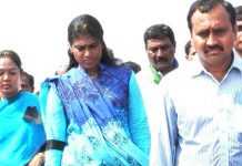Sharmila's last minute entry - only to defeat Nara Lokesh?