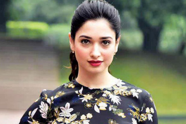 Tamannaah to charge a bomb for Aha Talk show