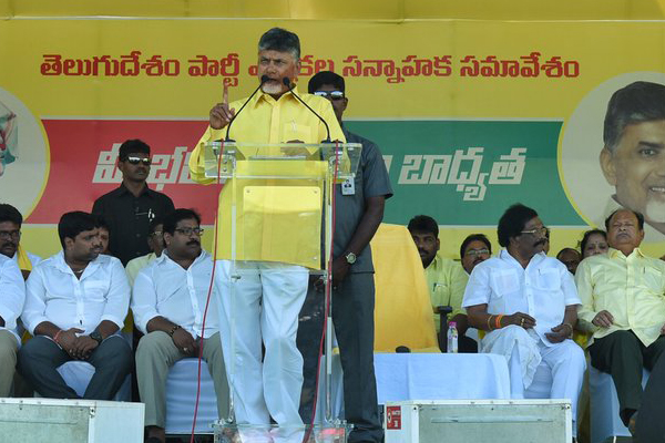 Target 150 - What makes Chandrababu so confident