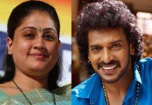 Vijayashanthi and Upendra in Mahesh's Next?