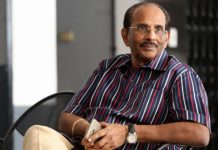 Vijayendra Prasad pens a love story for Naga Chaitanya
