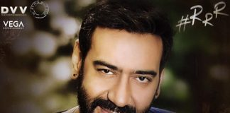 Ajay Devgn's screen presence from RRR revealed