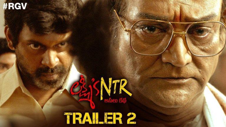 Lakshmi's NTR Trailer 2: RGV's direct attack on Chandra Babu
