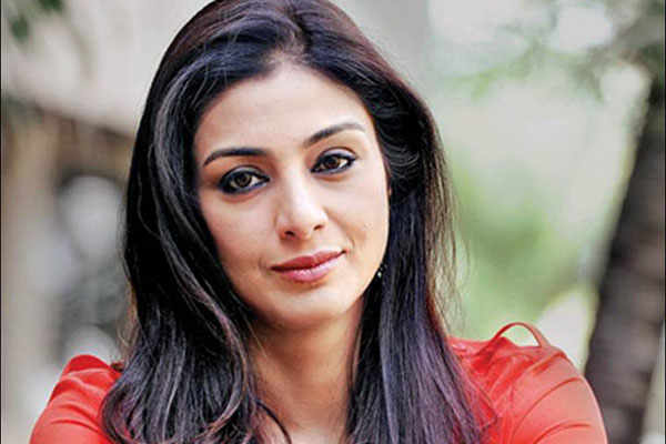 Tabu walks out of Rana's Virata Parvam