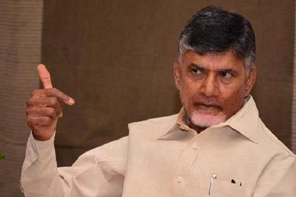 Chandrababu fires on Chief Secretary's sensational comment