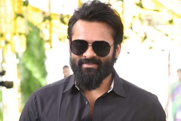Sai Dharam Tej signs two new films