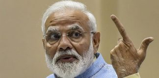 I am not a fake backward caste person, says Modi