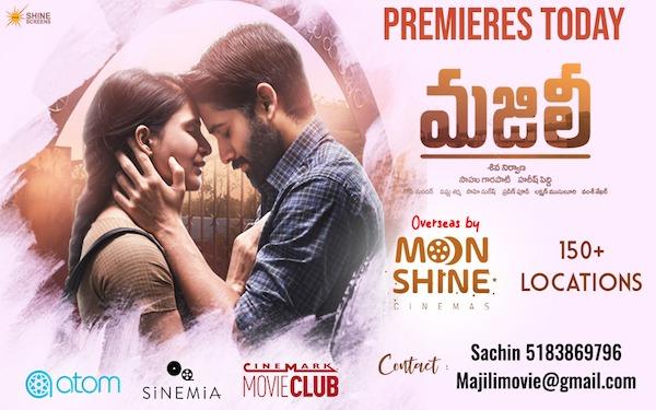 Premieres Day – Majili