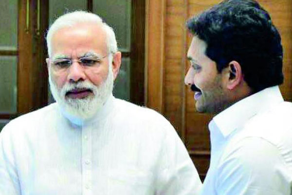 Jagan to invite Modi for 3 capitals foundation stone laying ceremony on August 16