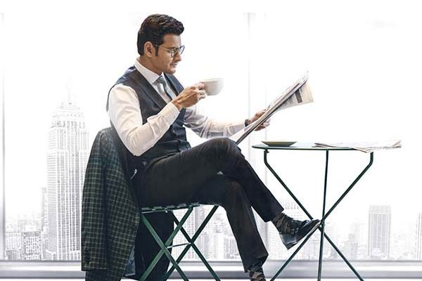Maharshi Worldwide Pre-Release Business
