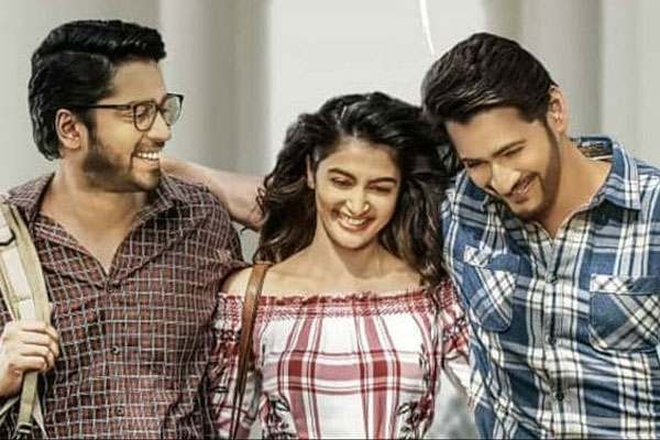 Interesting update about Maharshi songs