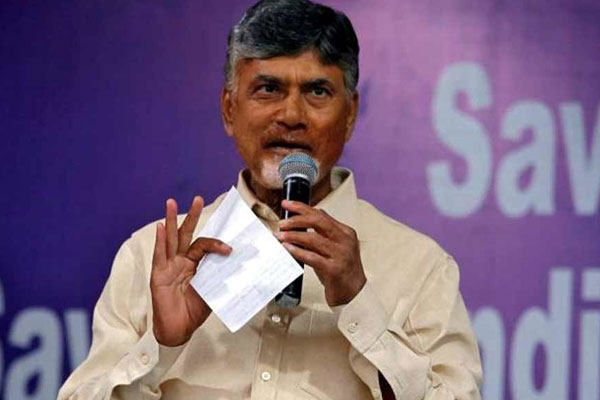 Modi's rule is full of Tughlaq decisions, says Chandrababu