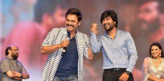 Nani's dream to work with Venkatesh