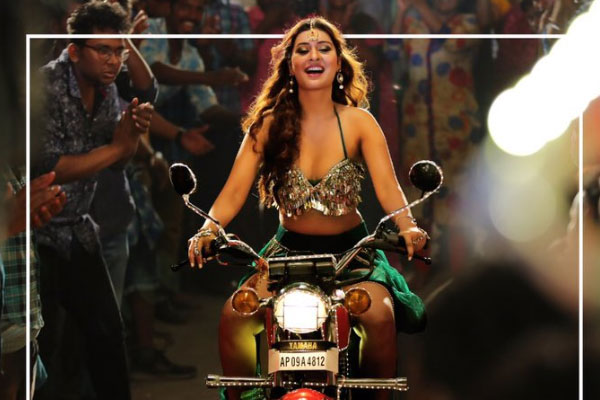 Pic Talk: Payal Rajput's glimpse from her Item Song