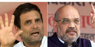 Rahul and Amit Shah testing luck in Phase 3 polls