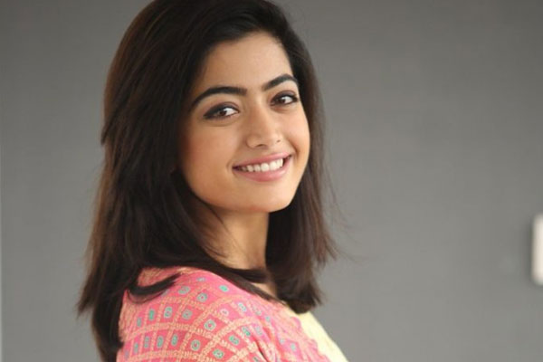 Rashmika's big no for Dil Raju?