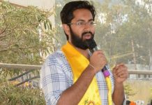 TDP candidate Sri Bharat confident of defeating 'JD' Lakshmi Narayana