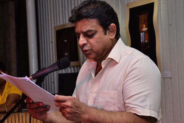 Vinay Varma, organizer of theatre group arrestedVinay Varma, organizer of theatre group arrested