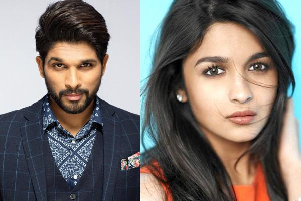 Allu Arjun to romance a Bollywood beauty?