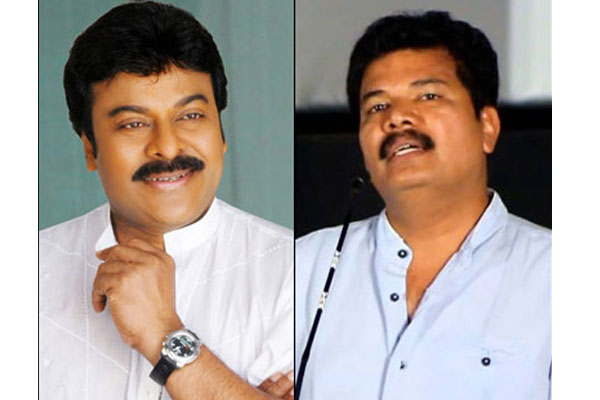 Mega Speculation: Megastar and Shankar to team up?