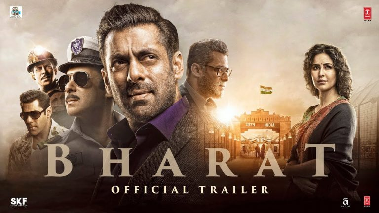 Bharat Trailer: Salman out with one more thrilling commercial package