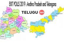 Exit Polls 2019 - Andhra Pradesh , Telangana Elections