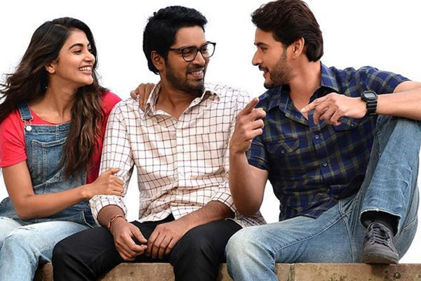 Allari Naresh : An Emotional connect for Maharshi