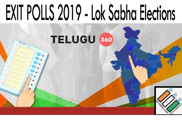 Exit Polls 2019 - Loksabha Elections