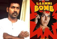 Lawrence walks out of Kanchana remake