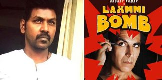 Lawrence walks out of Kanchana remake