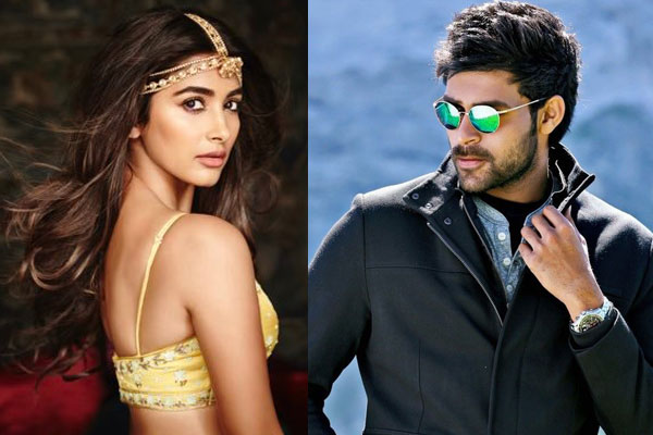 Pooja Hegde charges a Bomb for Varun Tej's next