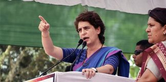 Priyanka's charm offensive failed in UP, if exit polls are right