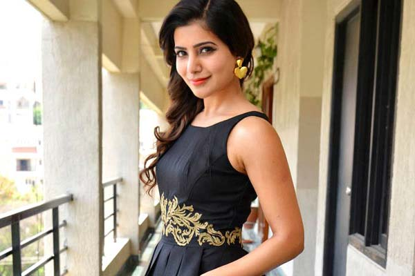 Suresh Babu suggests changes for Samantha's Next
