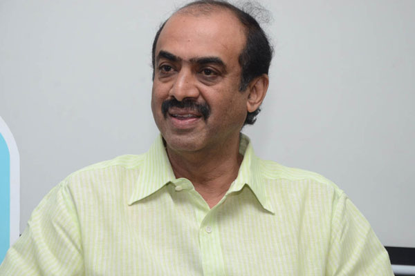 Suresh Babu in awe with a small film