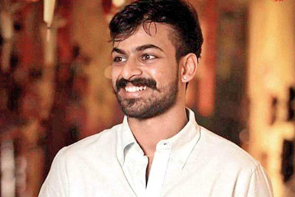 Vaishnav Tej rushed with offers