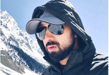 Venky Mama shoot heads to Indian border