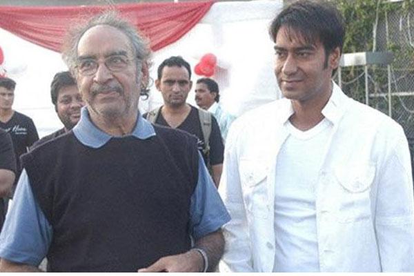 Ajay Devgn's father Veeru Devgn is no more