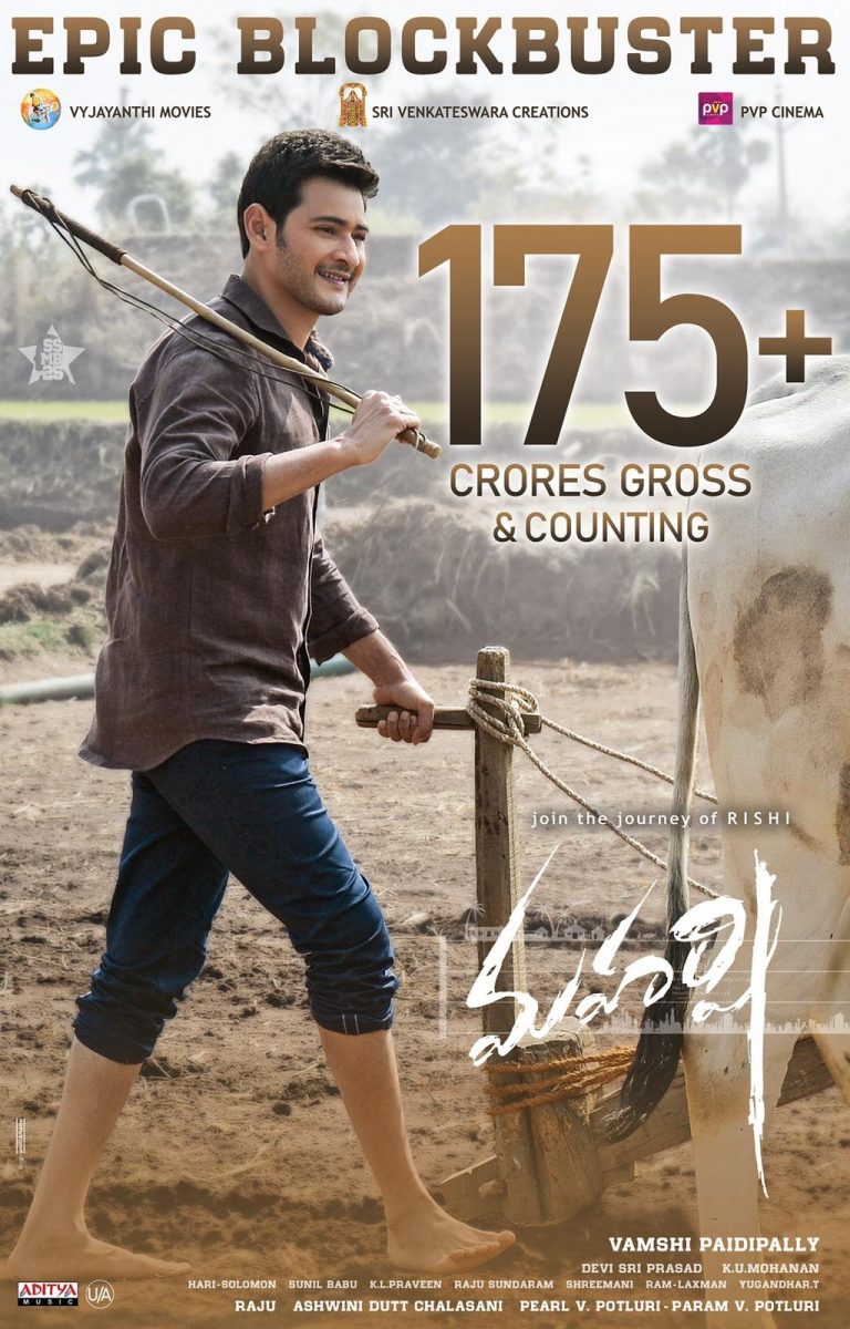 Maharshi : What exactly is the team trying to prove?