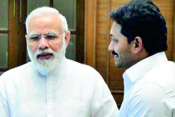 Modi-Jagan not afraid of people's agitations? Why?