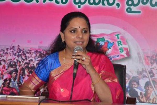 Kalvakuntla Kavita loses in Nizamabad