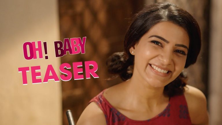Oh Baby teaser : It's Samantha's show all the way